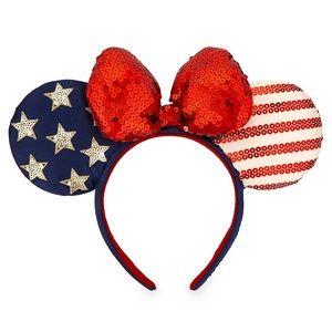 Disney Americana Ear Headband